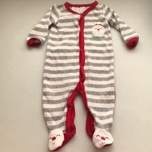 5/$25 KOALA KIDS Christmas Pyjamas Footies Snaps